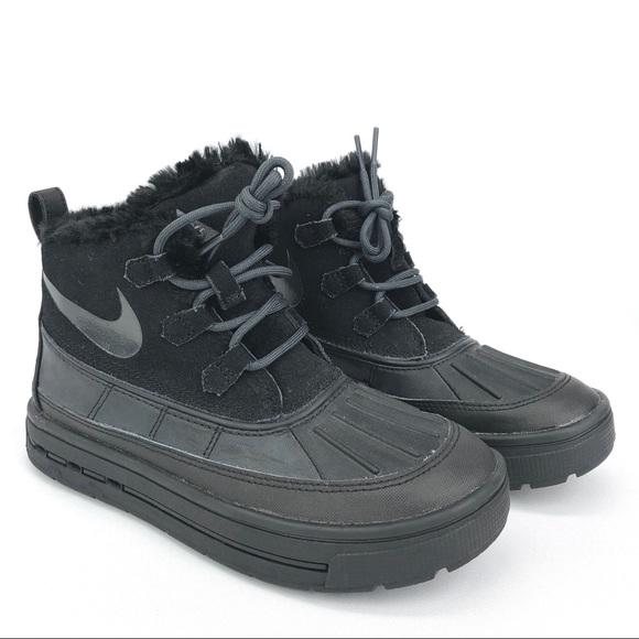 Kids 4y Nike Acg Woodside Chukka